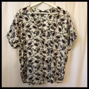 Nordstrom LUSH blouse Size S